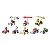 ホットウィール マリオカート 8パック Hot Wheels Mario Kart Cars 8 Pack