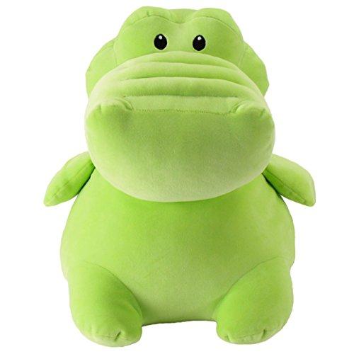 Animal Adventure | Squeeze with Love | Super Puffed Plush | Stud Muffins | Jumbo Grand Size | Alligator