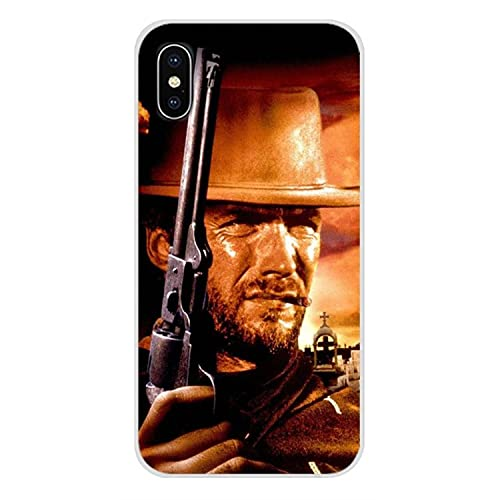 Phone Shell Cover Taili Song Roth USA Clint Eastwood For Apple iPhone X XR XS 11 12Pro MAX 4S 5S 5C SE 2020 6S 7 8 Plus iPod 5 6