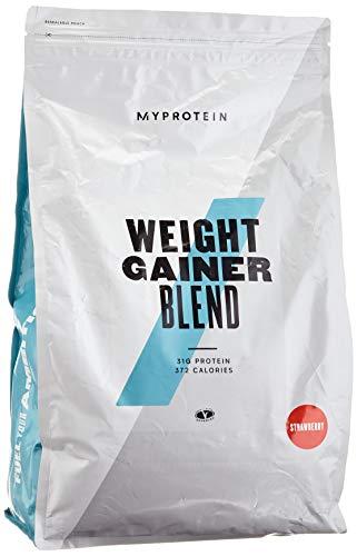 MyProtein Weight Gainer, 1er Pack(1 x 5 kg)