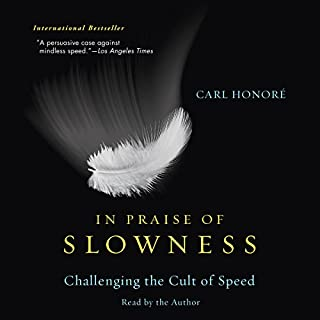 In Praise of Slowness cover art
