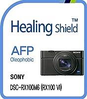Healingshield スキンシール液晶保護フィルム Oleophobic AFP Clear Film for Sony Camera DSC-RX100M6(RX100 VI) [2pcs]