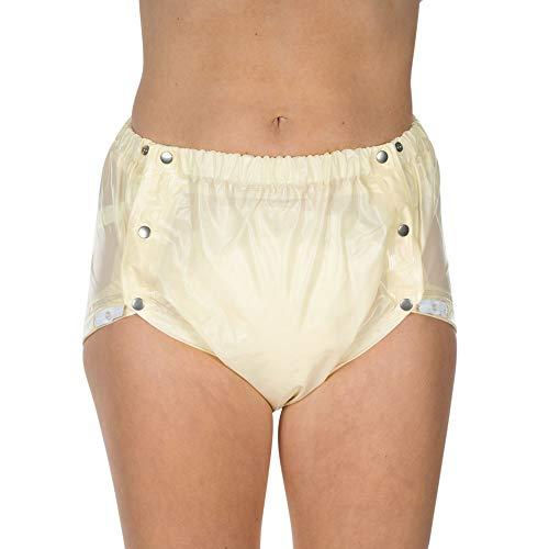 Suprima Inkontinenz-Slip PVC mit verstellbarem Beingummi L