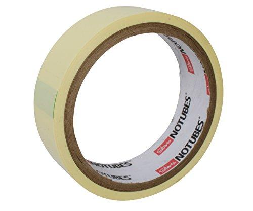 NoTubes Felgenband für Stans ZTR Felgen 10 yd x 25 mm, gelb, 25 x 9 mm