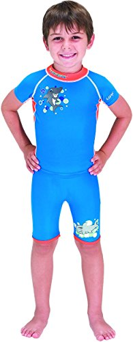 Bestway UV-Schutzanzug 2-teilig für Kinder blau, sortiert