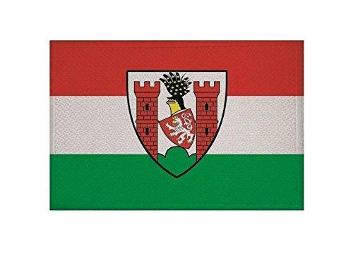 U24 Aufnäher Spremberg Fahne Flagge Aufbügler Patch 9 x 6 cm
