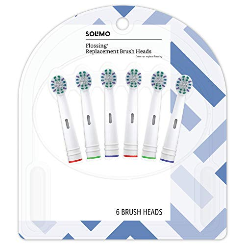 Amazon Brand - Solimo Flossing R...