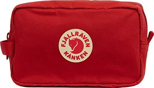 FJALLRAVEN Kånken Gear Bag Riñonera, Unisex Adulto, True Red, 2 l