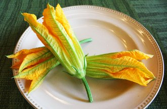 Squash Blossoms 25 Count