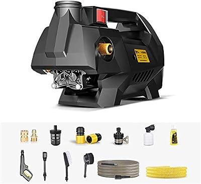 Electric Pressure Washer Car Power Washer 1800W 200bar 320L/H Portable Car Washer Machine dljyy by Dljxx