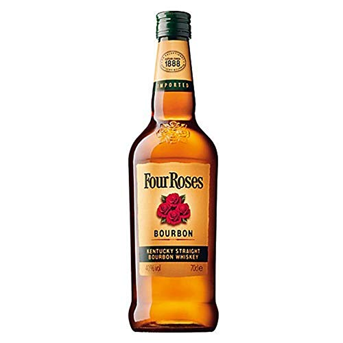 Four Roses Bourbon-Whiskey (70cl)