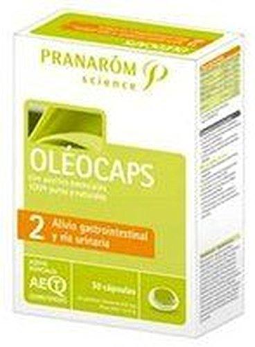 Oleocaps 2 Alivio Gastrointes y Via Urinaria 30 cápsulas de Pranarom