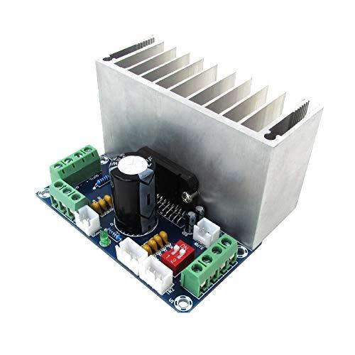 ICQUANZX XH-M231 Auto versterker board vier kanaals TDA7388 versterker board 4x41W auto versterker koorts klasse DC12V