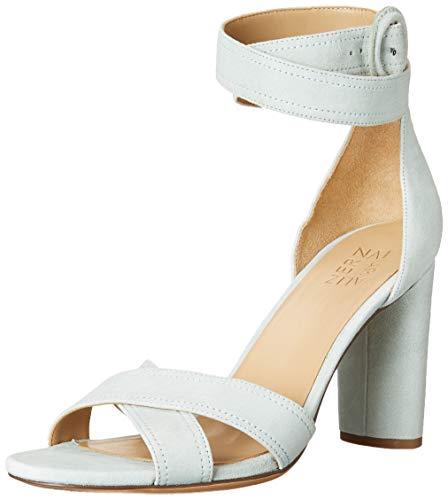 Naturalizer Women's Rinna Heeled Sandals, Solf Mint, 7.5