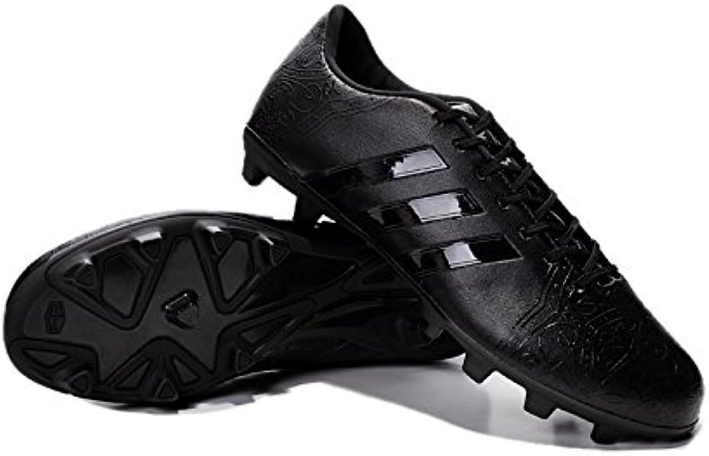 Dsxgfdhf Herren adiPURETM schwarz Pack FG Fußball Fußball Stiefel B01G8H1PW0  Ausreichende Versorgung
