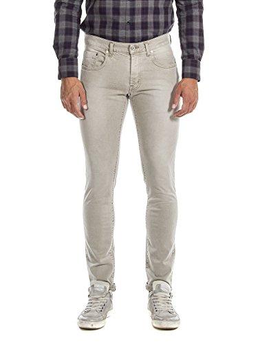 Carrera Jeans - Pantalone per Uomo, Tinta Unita, Tessuto Elasticizzato IT 44