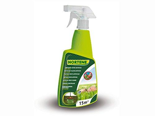 Limpiador estático CLEAN (pulverizador limpiador-antiestático 15m²) para césped artificial