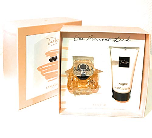 Lancôme Trésor femme/woman Duftset (Eau de Parfum,30ml+Bodylotion,50ml), 200 g