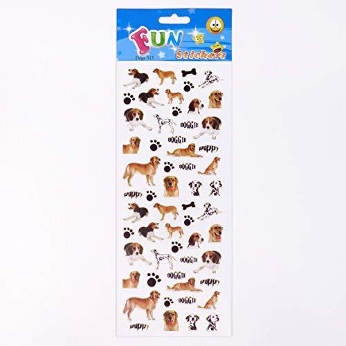 Fun Stickers Dogs 313