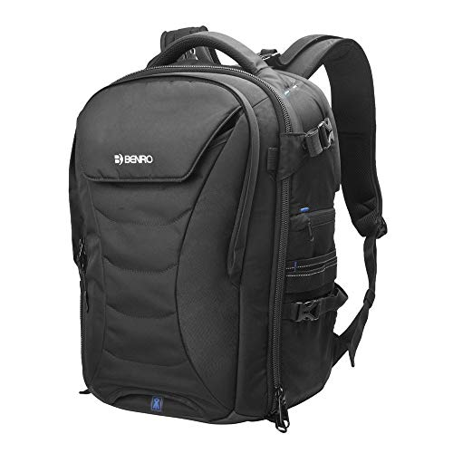 Benro RGBP500BK - Bolsa de cámara Ranger 500 Pro, Color Neg