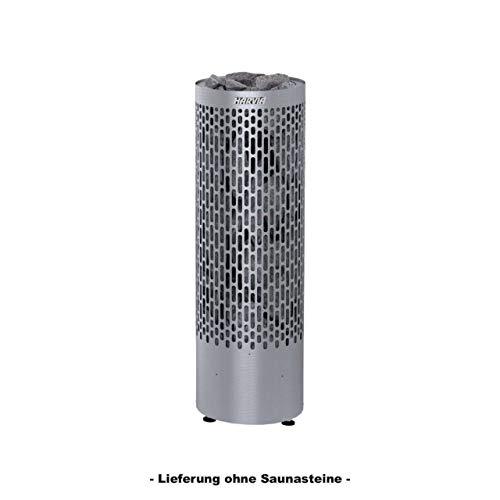 Harvia Poêle électrique CILINDRO Plus (Tableau de Commande: Séparément (Unité nécessite Un contrôle Distinct), 6.8 KW)