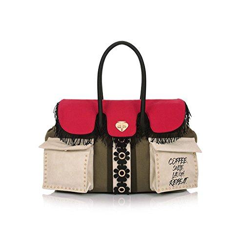 Le Pandorine Ibiza Tasche für Kaffee, Kollektion 2018