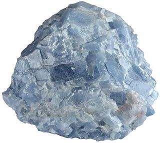 Calcite bleue brute du Sri Lanka de 50 mm pierre brute de lithothérapie et de collection
