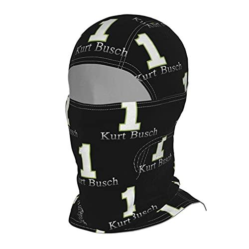 XCNGG Kurt Busch Outdoor-Zubehör Angeln Jagdmasken Skimaske Camouflage Motorrad Kopfbedeckung Sonnenschutz Hut Sturmhaube Gesichtsmaske