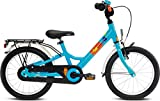 Rad Puky Youke 16''-1 Alu Kinder Fahrrad Die Maus blau für Kinder bei Amazon