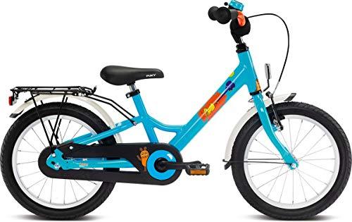Puky Youke 16''-1 Alu Kinder Fahrrad Die Maus blau