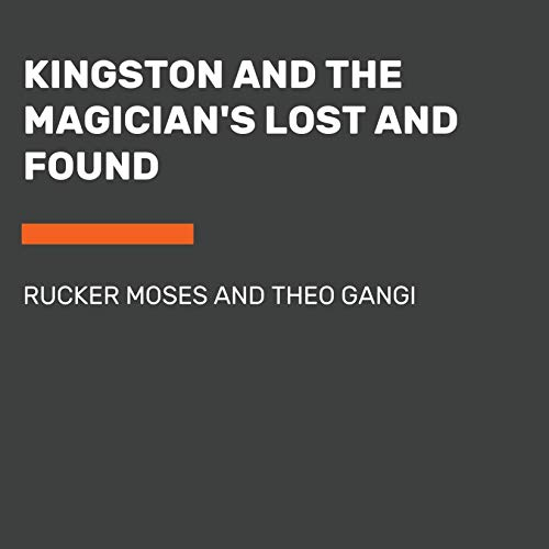 Kingston and the Magician's Lost and Found cover art