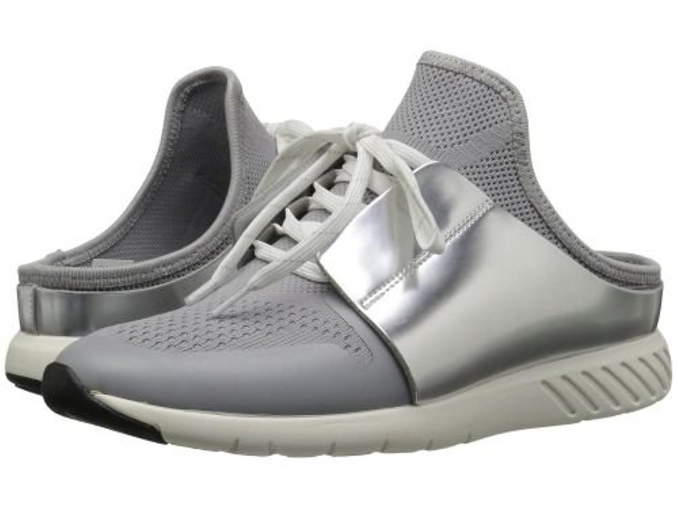 腐食する気を散らす家禽Dolce Vita(ドルチェヴィータ) レディース 女性用 シューズ 靴 スニーカー 運動靴 Braun - Silver Knit [並行輸入品]