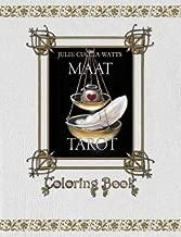 MAAT Tarot Coloring Book
