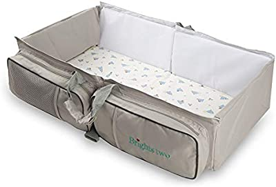 Amazon.com : Bed Side Crib for Baby - Sleeper Bassinet ...