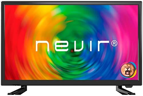 Nevir TV 22PULGADAS LED Full HD - NVR - 7705-22FHD2 - N - TDT HD - HDMI - USB - R