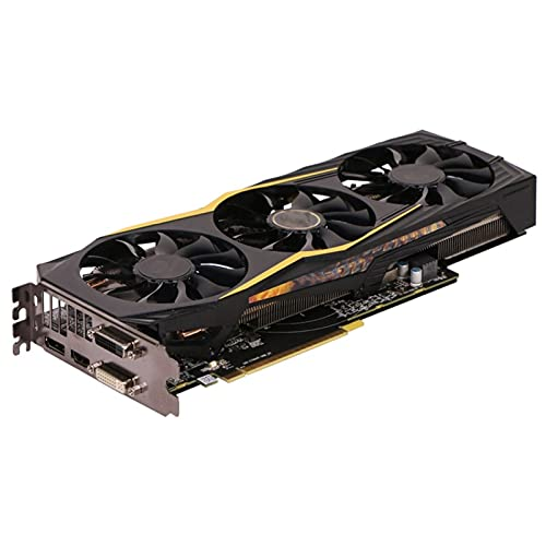 fit for Sapphire R9 380 4GB Tarjeta gráfica AMD GPU Radeon R9 380 4G Tarjetas de Video Pantalla de computadora de Escritorio Mapa de Juegos Tarjeta de Video