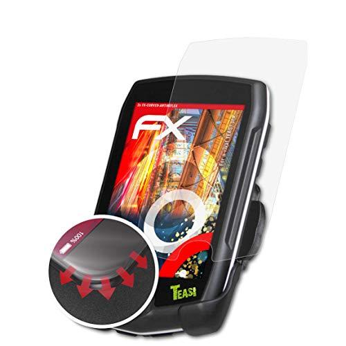 atFoliX Schutzfolie kompatibel mit a-Rival TEASI pro Folie, entspiegelnde und Flexible FX Displayschutzfolie (3X)