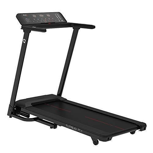 "Ativafit Folding Treadmill 2.5 HP Electric Running Machine with 25 Preset Program Walking Jogging Exercise Treadmill 16"" Wide Wide Tread Belt"