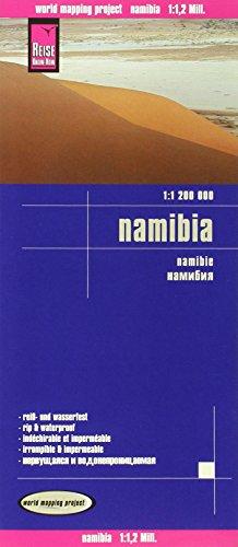 Namibia 1 : 1 200 000 (112m)