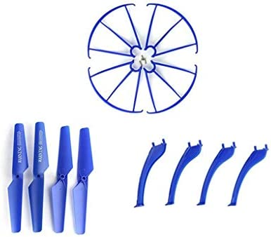 sea jump Propeller Protectors Blades Frame Main Blade Propeller Landing Skid Spare Parts for product image