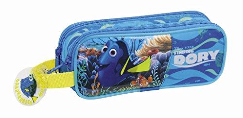 Disney Walt Findet Dorie Nemo Dory, Federtasche Federmappe (S513), blau, 21 x 8 x 6 cm