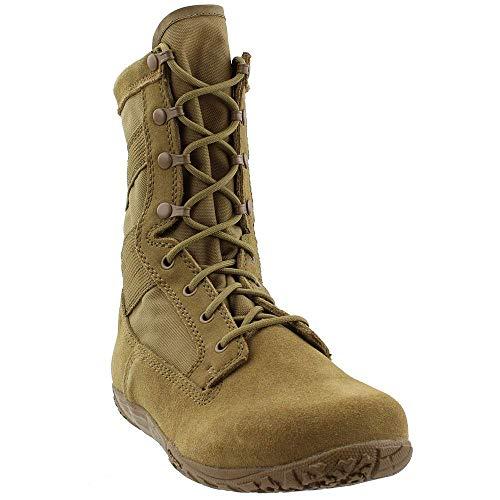 Belleville Men's Minimalist Training Boot, Coyote - 10