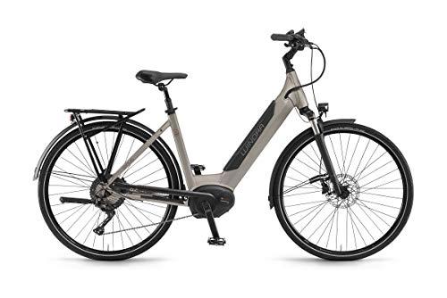 Unbekannt Winora Sinus iX11 500 Unisex Pedelec E-Bike Trekking Fahrrad grau 2019: Größe: 50cm
