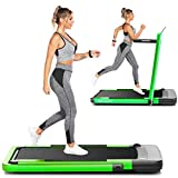 ANCHEER Treadmill,Folding Treadmill for Home Workout,Electric Walking Under Desk Treadmill with APP Control, Portable Exercise Walking Jogging Running Machine