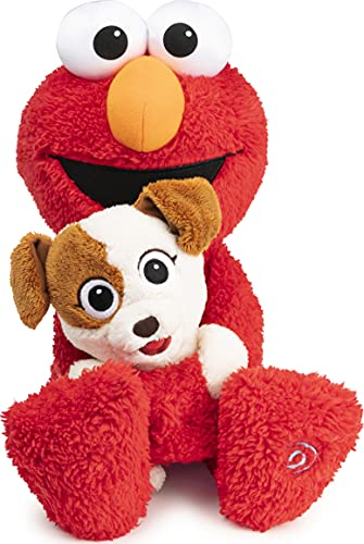 GUND Sesame Street Dance and Play Elmo and Tango...