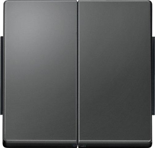 Merten 343514 Wippe für Serienschalter, anthrazit, AQUADESIGN