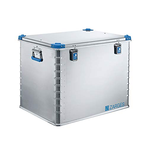 Relags Zarges Eurobox-239 L Box, Silber, 240 Liter