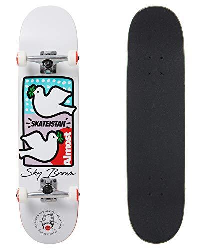 Almost Skateboard Complete Deck Double Doves Skateistan YT 7875