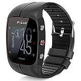 TUSITA Correa para Polar M400 / M430 - Banda de Silicona de Repuesto - Accesorios de Reloj Inteligente GPS