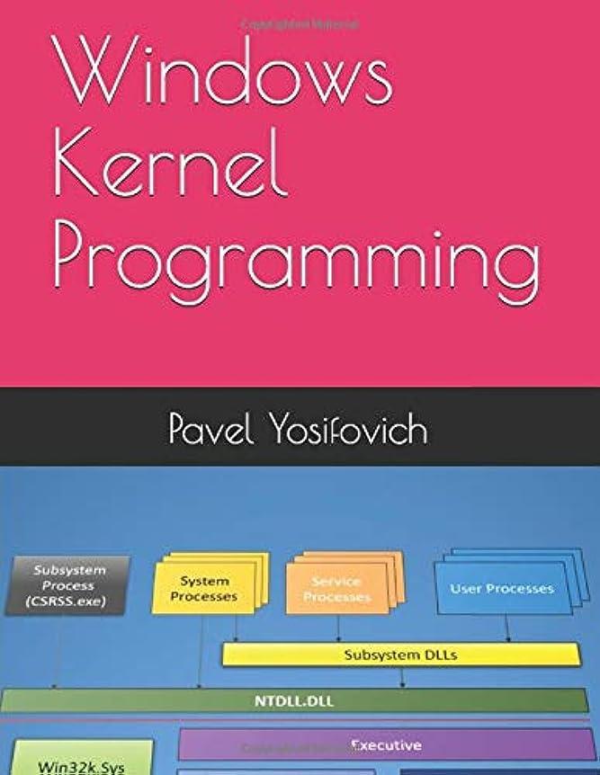 忠実な微妙実証するWindows Kernel Programming